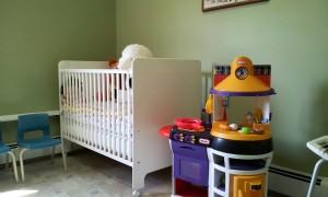 Nusery crib